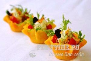 салаты из мяса говядины рецепты с фото простые и вкусные на каждый день