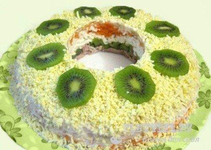 Рецепты детских блюд на день рождение 76